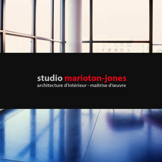 Studio Marioton-Jones